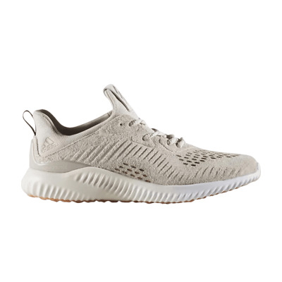 15bd8576007ed ADIDAS ALPHABOUNCE LEA Men s Shoes Clear Brown Running White by3122 ...