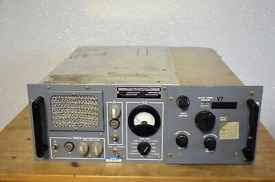 Amplifier Radio Frequency AM-6154/GRT-21,US. Radiofrequenz HF Verstärker