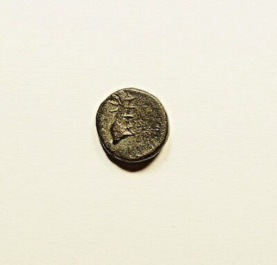 Phokaia in Ionia 350BC Nymph Griffin Authentic Ancient Greek Coin