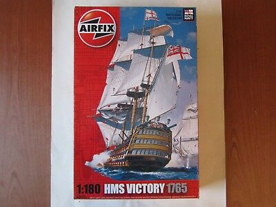 AIRFIX A09252 - HMS VICTORY 1765 in OVP - 1/180