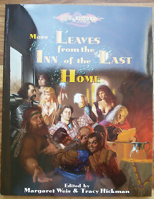 More Leaves from the In of the Last Home : The Complete Krynn Source Book
