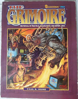 The Grimoire: The Manual of Practical Thaumaturgy 15th Edition, 2053