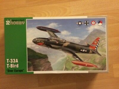 Special Hobby  1/32 T-33A