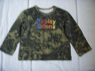 Baby Replay& sons long sleeved top age 18m
