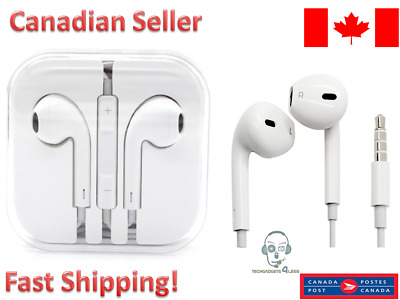 Earphones for Samsung Apple iPhone 4, 5, 6 7 8 X Headphones With Mic and volume
