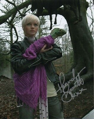 Hannah Spearritt Photo Signed In Person - Played Abby Maitland in Primeval-D130