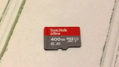 NEW SanDisk Ultra 400GB microSDXC Memory Card