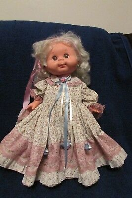 Vintage Honey Comb Doll by Panosh Place - 1985