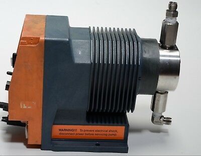 ProMinent gamma/4 Classic Chemical Metering Pump Stainless G4CB1601SS1000D000