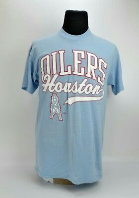 VINTAGE 80 S 90 S HOUSTON OILERS Logo 7 mens XL T-shirt NFL -  25.89 ... 6d8907749