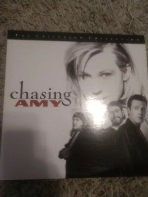 Chasing Amy criterion collection.  laserdisc
