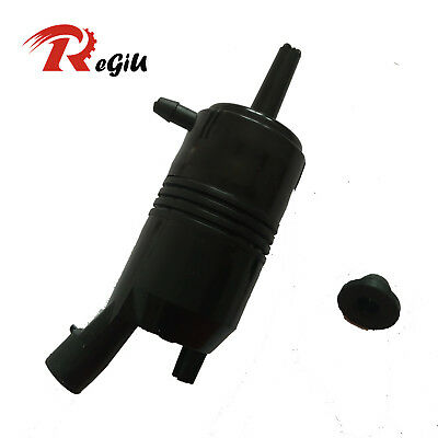 Fit  Chevy Buick Cadillac GMC Chevrolet Wiper Windshield Washer Pump  89001122