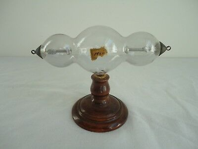 Antique Electrical Current? Lab Equipment? Light Bulb? Electricity? Glass Bulb