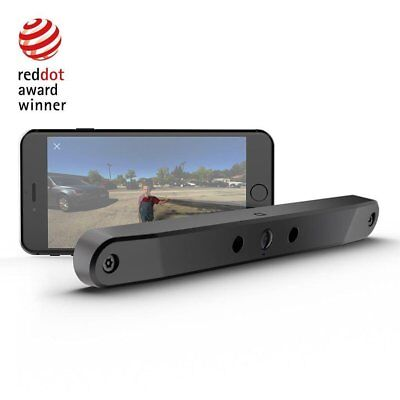 ZUS Smart Rear View Camera, 170 Degree Rear View on your smartphone