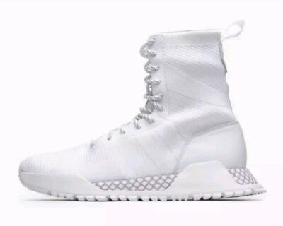 separation shoes 0f2ad c0700 Adidas Originals AF 1.3 PrimeKnit Boots BY3007 Mens US 9 White NEW 200