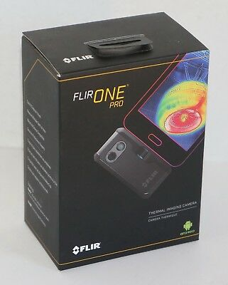 Flir One Pro Thermal Imaging Camera For Android New