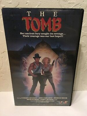 The Tomb (1986) used BETA. Fred Olen Ray