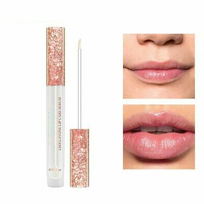 Natural Plumping Lip Serum Nourishing Care Moisturizing Anti-wrinkle EA