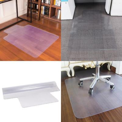 120 x 90cm FROSTED PVC PLASTIC OFFICE HOME FLOOR CHAIR DESK MAT PROTECTOR