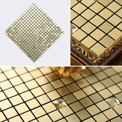 MOSAIC TILE STICKERS Stick On Tile Transfers Bathroom Kitchen SELF ADHESIVE DIY