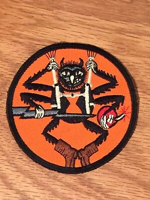 Vintage 507th PIR World War II U.S. Fighter Bomber Squadron Patch