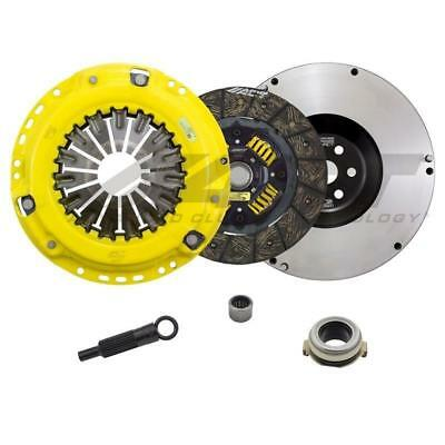 ACT HD/Perf Street Clutch Kit w/Flywheel TC 415ft/lbs for Mazda 3 MPS & 6 MPS