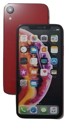 """For Phone XR 6.1"""" Red Color 1:1 Dummy Non-Working Shop Display Phone Model-C"""