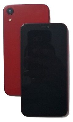"""For Phone XR 6.1"""" Red Color 1:1 Dummy Non-Working Shop Display Phone Model-B"""