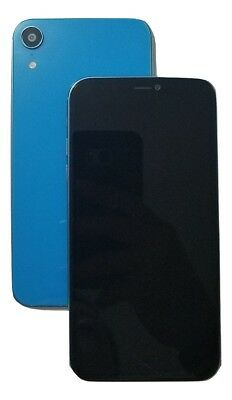 """For Phone XR 6.1"""" Blue Color 1:1 Dummy Non-Working Shop Display Phone Model-B"""