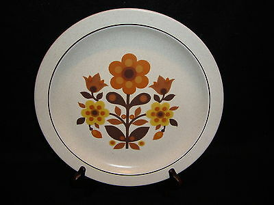 "Wedgwood Midwinter Stonehenge SUMMERSET 10 1/2"" DINNER PLATE England Euc Scarce"