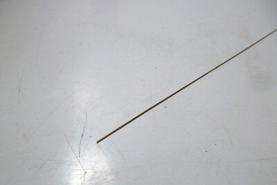 9327) Messing, Rundstab, Vollmaterial, MS 58, Ø 0,8mm x 245mm