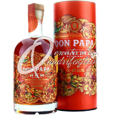 3 Don Papa Rum Aged In Oak Philippines 7 Anni Limited Edition Box Massakra
