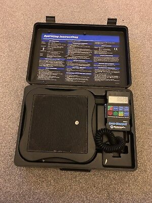 Accu-Charge II Electronic Refrigerant Scale MSC-98210A