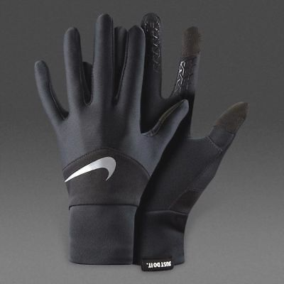 RUNNING GLOVES - NIKE DRI FIT TEMPO GLOVES FOR MEN - SIZE SMALL to XL