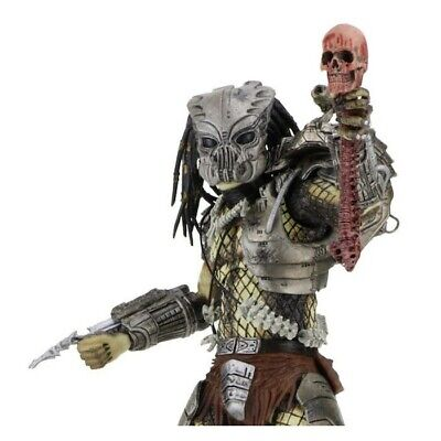 NECA PREDATOR 30Th ANNIVERSARY JUNGLE HUNTER MASKED ACTION FIGURE NEW