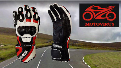 Racing Handschuh /  lightweight - soft    Motovirus      Winterpreis !!!