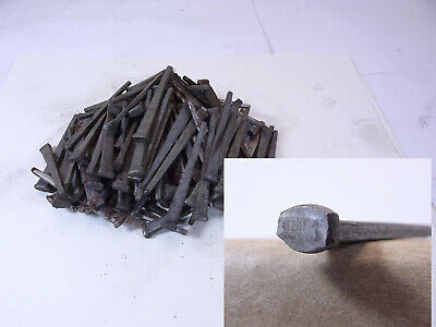"100 old square head nails 2 1/2"" rose 7.20 flat shipping  all u buy 1.5 LBS"
