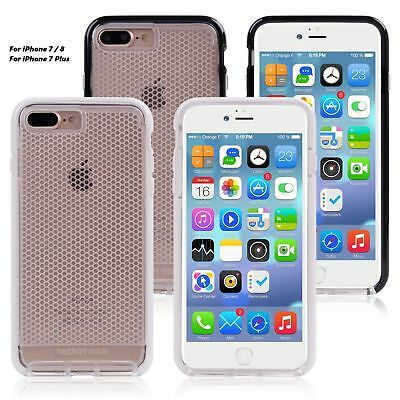 TECH21 Evo Mesh Genuine Ultra Thin Protective for iPhone 7 8 8 Plus Case Cover