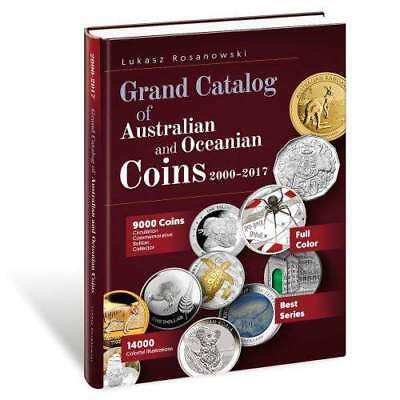 Grand Catalogue of Australian and Oceanian Coins - 2000 - 2017