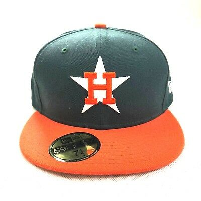 the latest 3698b ecacf ... promo code houston astros mlb new era cooperstown collect 59fifty  fitted cap hat 7 1 4