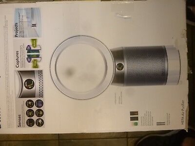 Dyson 310154-01 DP04 Pure Cool Desk Air Purifier - Silver