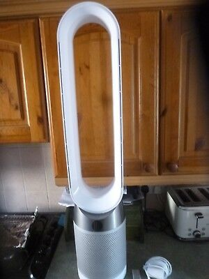 Dyson TP04 Pure Cool Air Purifier & Fan (Tower) - White/Silver