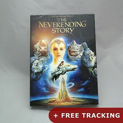 The NeverEnding Story (2018, DVD) Slip Case Limited Edition