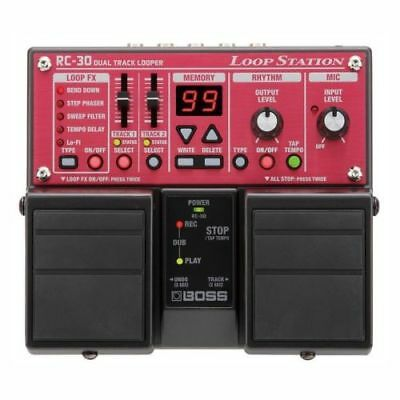 Boss RC-30 Loop Station Looper Effects/ FX Pedal