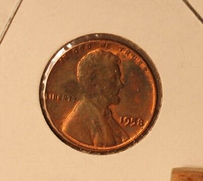 1958-P Early Lincoln Wheat Small Cent