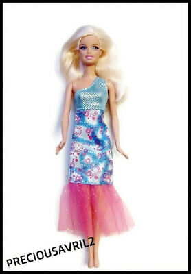 Brand new barbie doll clothes clothing outfit blue summer dress