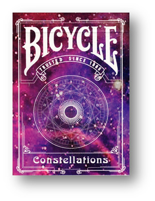Bicycle Constellations V2 Playing Cards Poker Playing Cards
