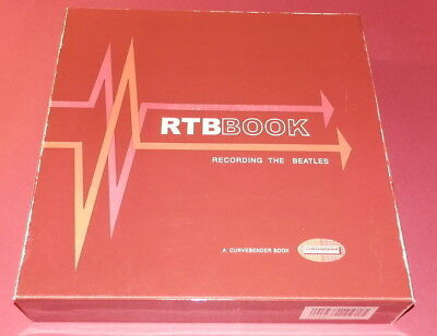 Recording the Beatles -- RTB Book -- Buch im Schuber mit Poster,Photos,Postkarte