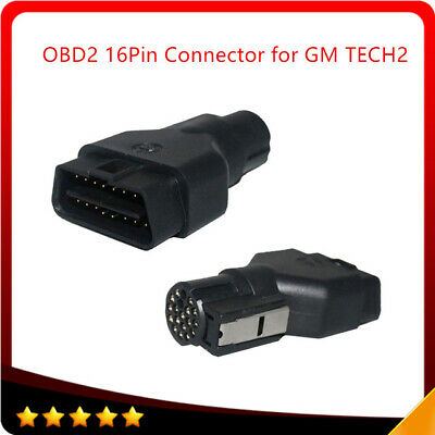 OBD2 16PIN Adapter Connector for GM TECH2 Diagnostic Tool OBDII Auto Scanner Ada