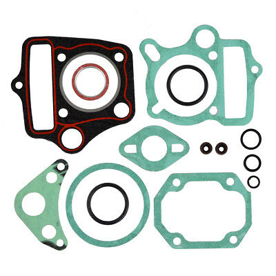 Motorcycle Engine Top End Gasket For Honda CT70 Trail CRF70F XR70R C70 Passport